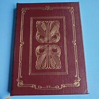 Confessions of An English Opium- Eater . Easton Press Book. Leather Bound.