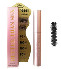 Too Faced Better Than Sex Mascara Wimperntusche 8 ml 1944% mehr Volumen