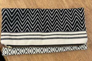 Tribe Alive Atitlán Brocade Foldover Clutch Handbag