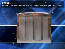PETERBILT 357 / 378 STAINLESS GRILLE ASSY 13-04373A201P FREE SHIPPING PT0511