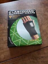 NIKKEN Elastomag EQL-FIR HAND Wrap- MEDIUM #1687 Deadstock / Demo