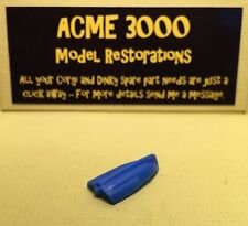 Dinky 240 Cooper F1 Racing Car Reproduction Repro Blue Plastic Engine Cover