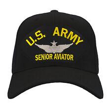 US Army Senior Aviator Hat BRAND NEW (0003) Ballcap FREE SHIPPING 22285