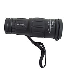 16x52 monocular. Bird watching, wildlife & nature viewing. Waterproof&dual focus