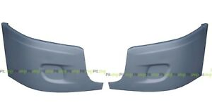 Freightliner Cascadia Front Bumper Cover Set Left & Right Without NO Fog Light