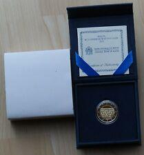 2 euro-malta - 2012-mayoritario 1887-estuche-placa pulida