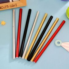 Creative Metal Gel Pen Material Escolar Colored School Supplies Writing Pen Good