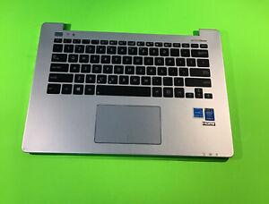 """Genuine Asus Q301LA 13.3"""" Palmrest Touchpad & Keyboard 13NB02Y1AM0221   G1-Y1-f9"""