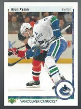 Ryan Kesler Vancouver Canucs 2010 Upper Deck Hockey #8