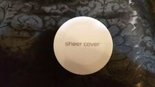 Sheer Cover Perfect Shade Mineral LIGHT Foundation Factory Sealed 1.5g SMALL.
