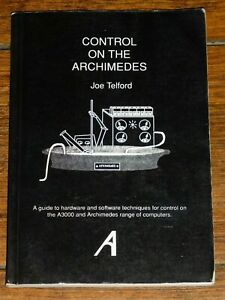 Control on the Archimedes by Joe Telford