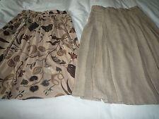 2 faldas De Damas Talla 14