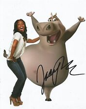Jada Pinkett Smith Signed Madagascar 10x8 Photo AFTAL