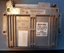 RENAULT TWINGO Dispositif de commande SAGEM SAFIR 2 7700109049 sans dispositif d'immobilisation respondant Off