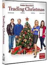 DEBBIE MACOMBER'S TRADING CHRISTMAS New Sealed DVD Hallmark Channel