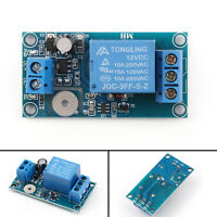 12V 1-Channel Touch Relay Module Capacitive Switch Development Board USA