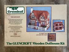 Greenleaf The Glencroft Dollhouse Kit in Box