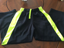 Nike Therma Fit Boy's Youth Warmup Pants Athletic Black, Size M