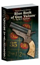 34th Edition Blue Book of Gun Values by S.P. Fjestad