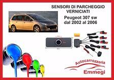 Sensori Di Parcheggio Peugeot 307 sw dal 2002-2006 VERNICIATI