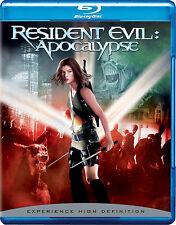 Resident Evil: Apocalypse (Blu-ray Disc) *Brand New*