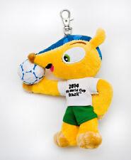 Fußball WM 2014 Fuleco Plüschfigur Schlüsselanhänger 13 cm Joy Toy