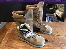 Corcoran Matterhorn Mens Gore tex CV3494 Logger Steel Toe Boots Size 5 M