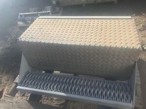 Kenworth C500 36 Inch Steel Battery Box