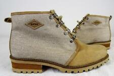 WEBER Laced Ankle Hiking BOOT  Beige   UK 6.5 / Eu 40       472 W