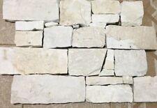 Diamond White Marble Stackstone Wall Cladding Tiles