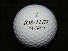 """20 Top Flite """"XL 3000"""" -"""" SUPER SPIN"""" - Palline da Golf - """"Pearl/A"""" voti."""