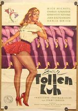 ZUR TOLLEN KUH (Pl. '56) - MICK MICHEYL / CHARLES AZNAVOUR / VANJA ORICO