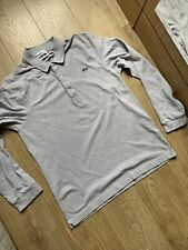 Lacoste Polo Shirt Size Small Mens Long Sleeve