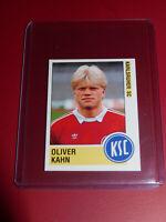 1989 Panini Fussball Bundesliga Oliver Kahn Rookie #150