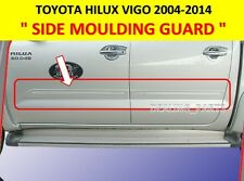 DOOR SIDE PROTECT MOULDIND GUARD PAINTED FOR TOYOTA HILUX VIGO  2004-2010