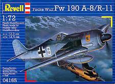 REVELL 1/72 FOCKE WULF FW 190 a-8/r-11 # 04165