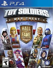 Toy Soldiers: War Chest Hall of Fame Edition -PlayStation 4 New Ps4 Games Sealed