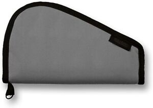 Soft Padding Pistol Rug Water Resistant Heavy Duty Ballistic Nylon Small Grey