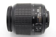 NIKON AF-S NIKKOR 18-55mm 1:3 5-5.6. ED Zoom Lens
