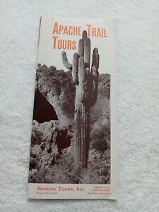 Southern Pacific Railroad Brochure (1920)