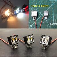 1:10 Searchlight LED Lamp for Axial SCX10 TRX4 D90 TF2 Tamiya CC01 RC Car Truck