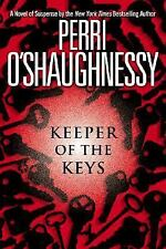 Keeper of the Keys by Perri O'Shaughnessy V-GOOD HC/DJ COMBINE&SAVE