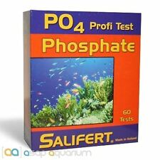 PhSalifert Test Kit Phosphate PO4 Saltwater Aquarium Test Kit Fast Free USA Ship
