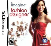 Imagine: Fashion Designer - Nintendo DS (Game Only)