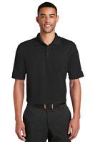 NEW Nike Dri Fit Golf Shirt - Black - Size L - Men's