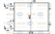 HELLA Condensador de aire acondicionado Para OPEL VIVARO 8FC 351 318-691
