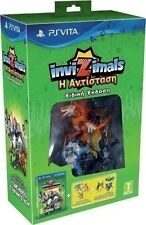 PS VITA GAME INVIZIMALS THE RESISTANCE SPECIAL EDITION ** PAL **  REGION 2