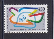 France année 1995 Cinquantenaire Organisation des Nations Unies N°2975**réf 4773