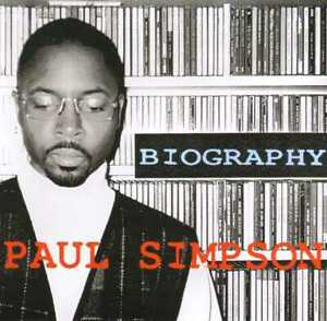 Paul Simpson - Biography (2009) CD Album, Special Limited Edition