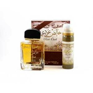 Pure Oudi (Khalis Oudi) 100ml Eau De Parfum By Lattafa